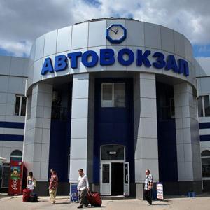 Автовокзалы Волошки