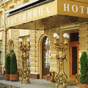 Гостиницы Волошки