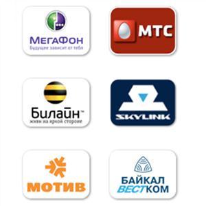 Операторы сотовой связи Волошки