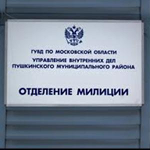 Отделения полиции Волошки