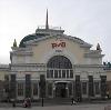 Железнодорожные вокзалы в Волошке