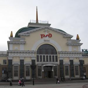 Железнодорожные вокзалы Волошки